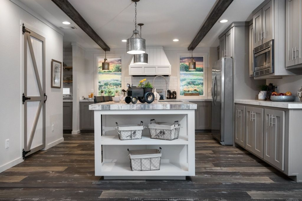 10 Mobile Home Kitchen Ideas 2021 To Refresh The Area Home Kitchens Mobile Home Kitchens Manufactured Home
