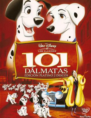 101 Dalmatas Disney Clasicos Videos9 Net Peliculas Infantiles De Disney Peliculas Divertidas Peliculas De Disney