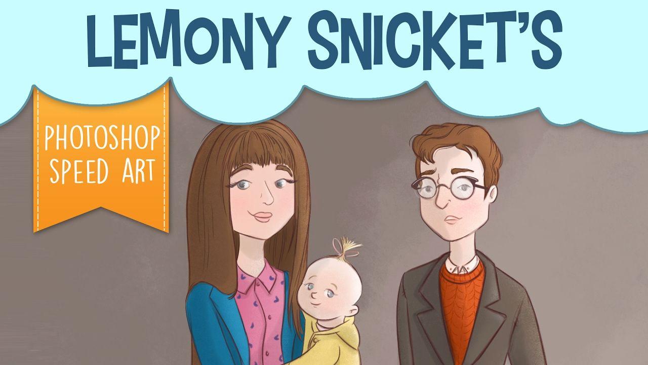 Violet Sunny And Klaus Baudelaire Digital Drawing Drawing Lemony Snicket Fan Art Digital Drawing Fan Art Youtube Art