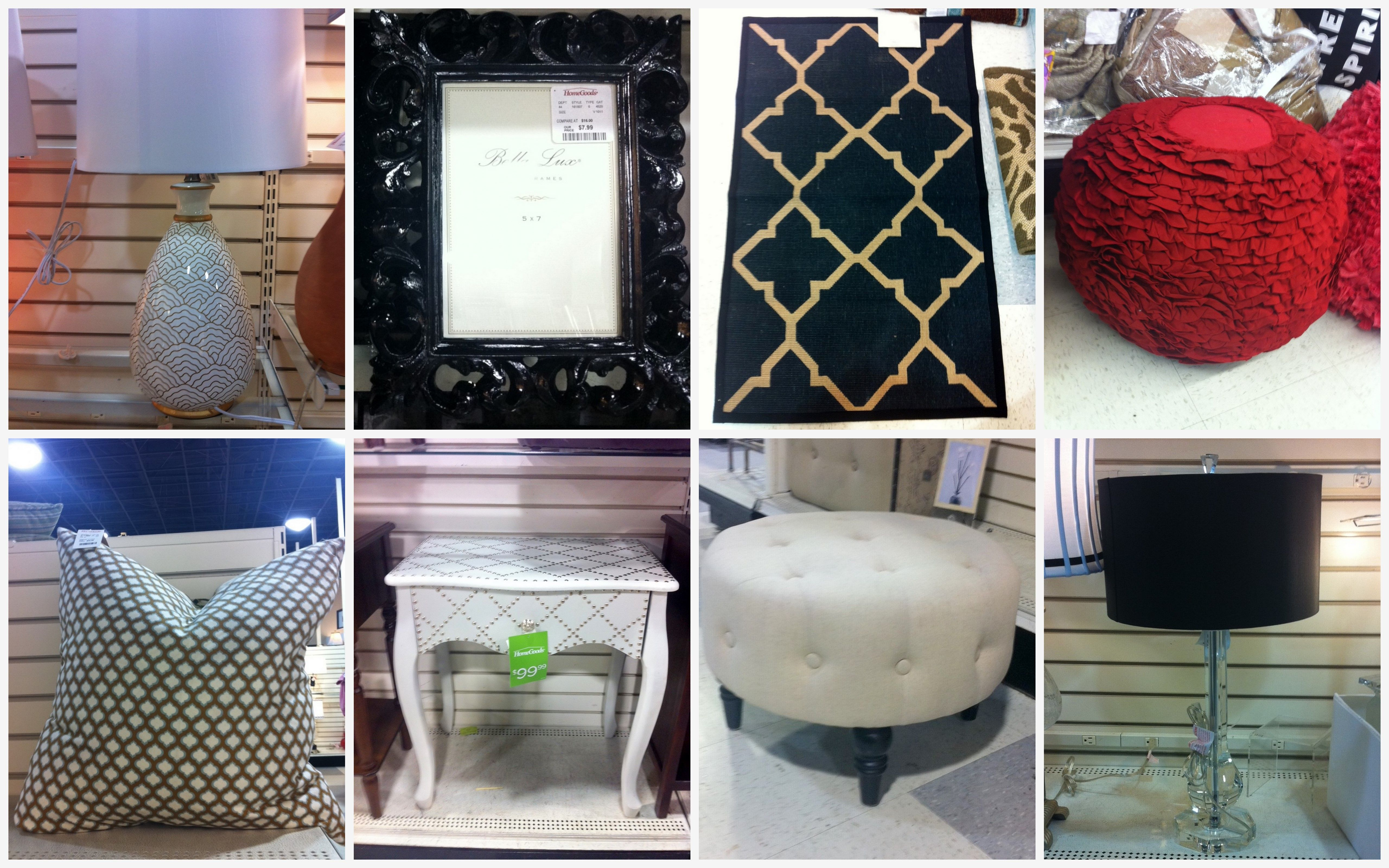 Beautiful TJ Maxx Home Goods Store | Home Goods Window Shopping 9 25