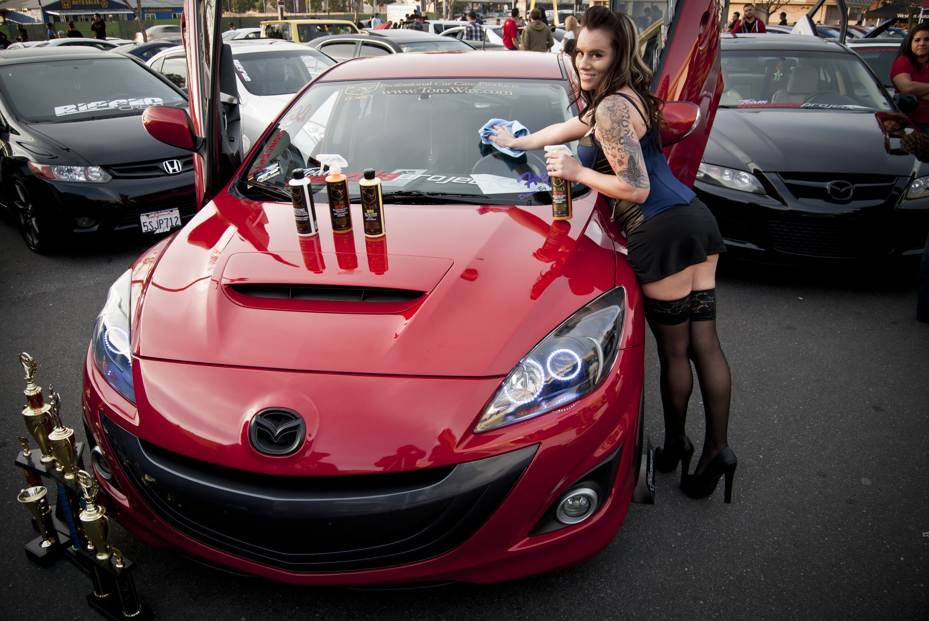 Pin auf Toro Wax Car Meets