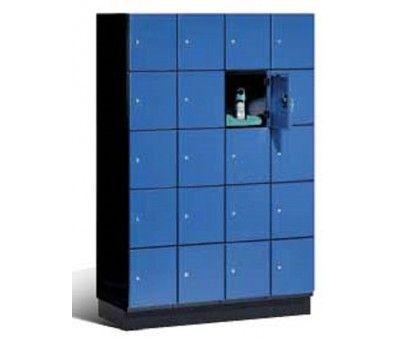beau armoire casier Décoration française Pinterest - meuble a chaussures grande capacite