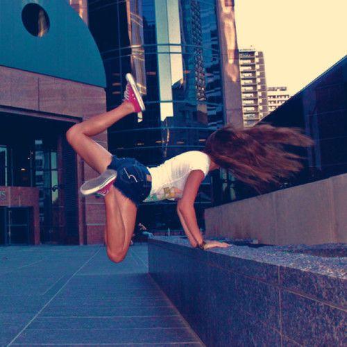 dance anywhere <3