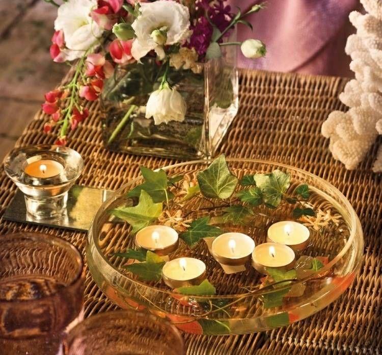 Windlichter Basteln   Tischdeko Zu Ostern Mit Sommer Flair Awesome Design