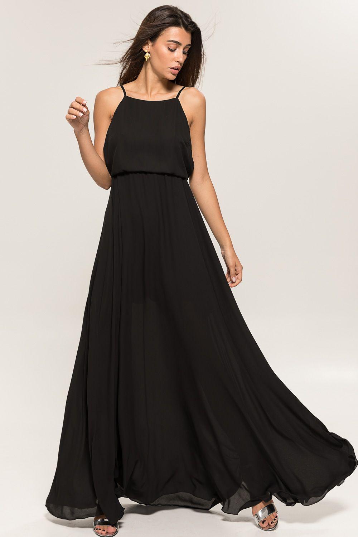 d377da1d044d Γυναικείο μακρύ φόρεμα