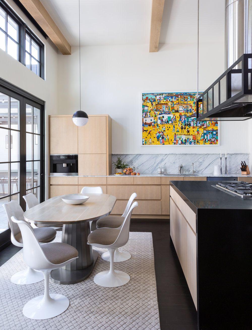 Denver Residence 4 — Alvarez Morris Pine kitchen, Home