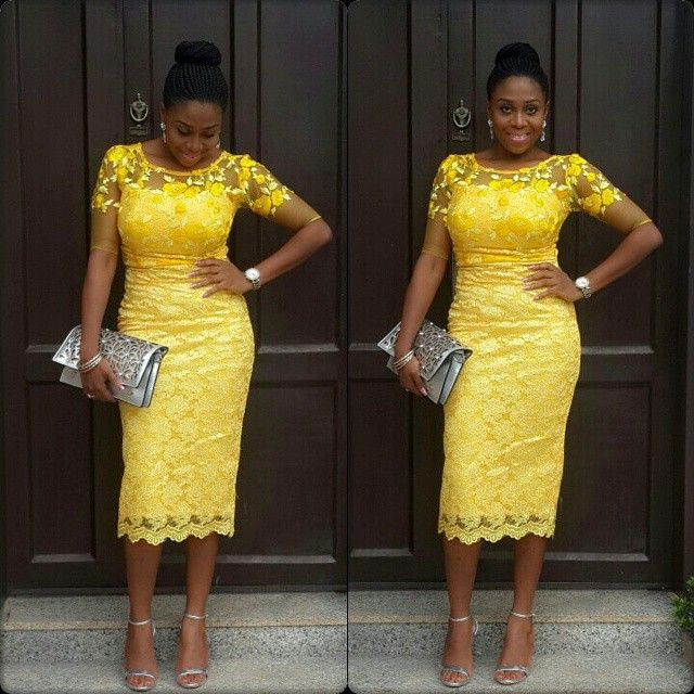 Get The Glamorous Diva Look With The Trendsetting Aso Ebi ...