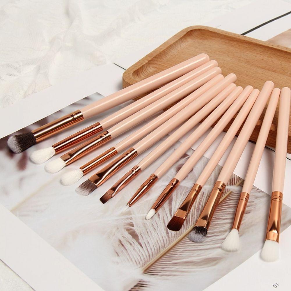 12pcs/set Professional Multipurpose Blender Brush Smudge