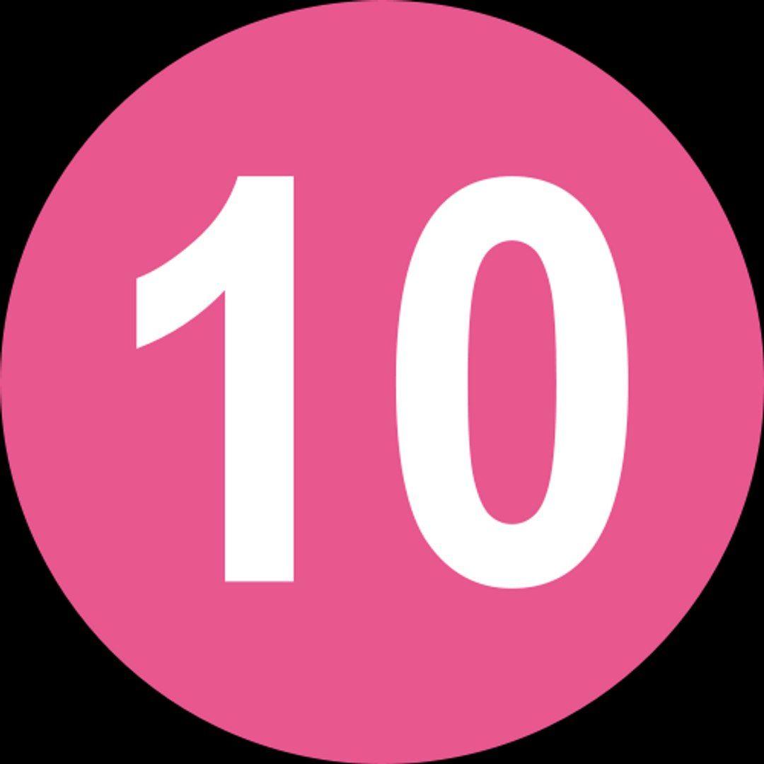 10 Ar Ritmik Sayma Boyama