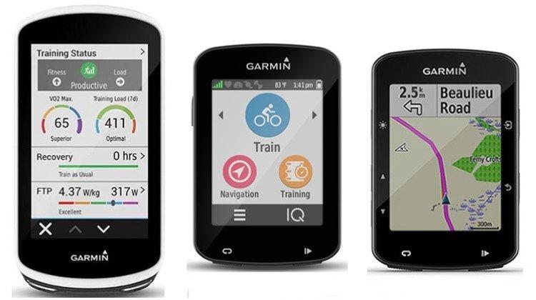 Garmin Edge 1030 Vs 820 Vs 520 Plus Gps Bike Computers Full