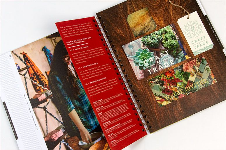 Make Your Mark On Cougar Promotional Brochure  Print Envy