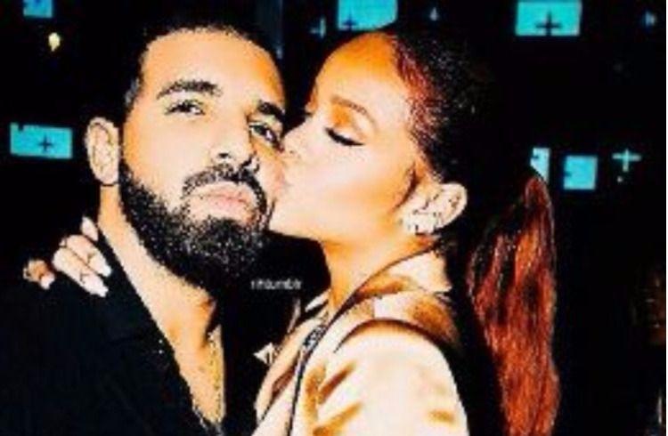 Rihanna And Drake Heat Up Things In Work Video Httpwww