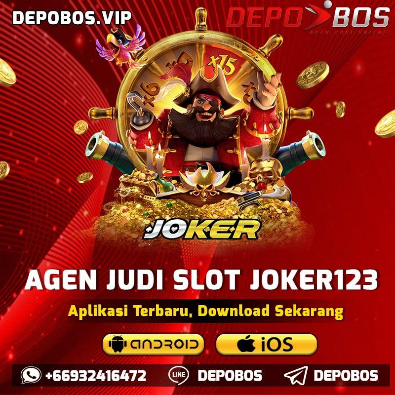 Joker123 Slot Joker Mainan Game