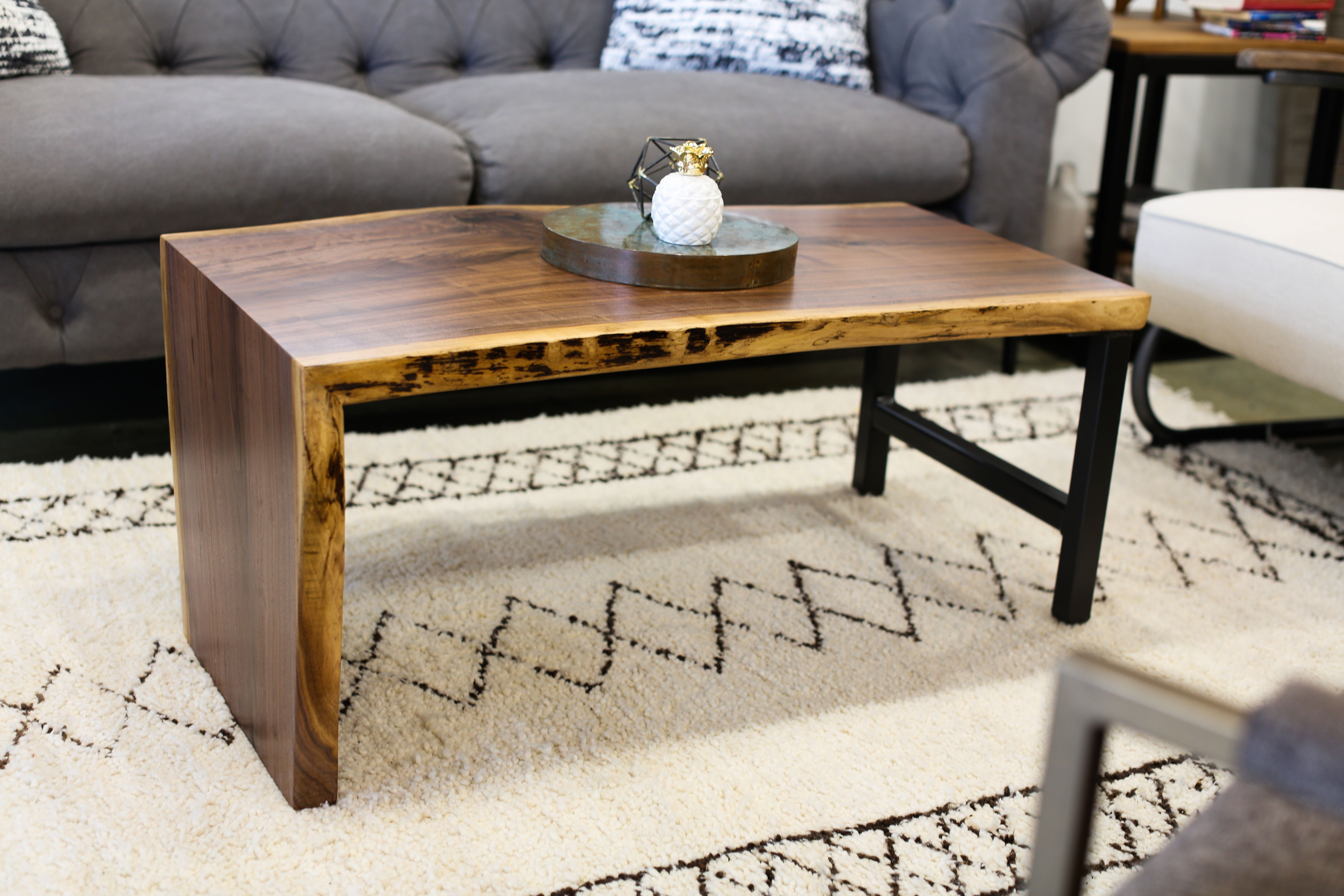 34++ Waterfall coffee table white ideas in 2021