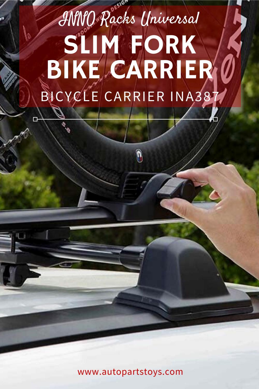 INNO Racks Universal Slim Fork Bike Carrier Bicycle