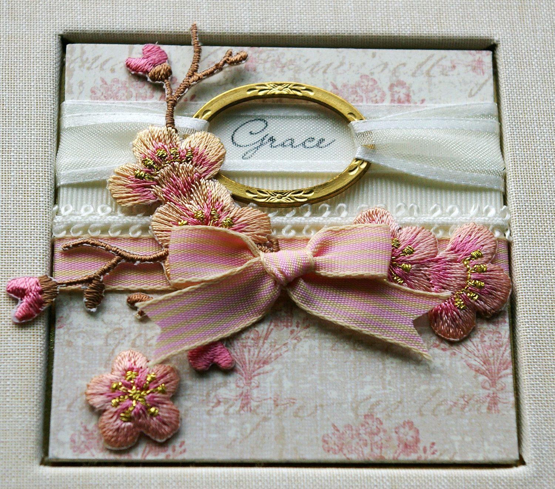 Baby Girl Photo Album Personalized Archidev