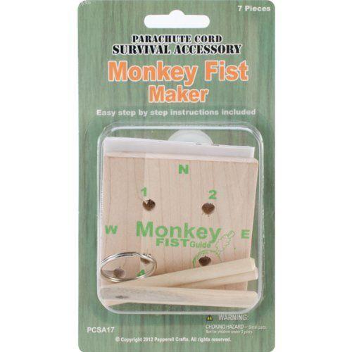 Pepperell Paracord Survival Accessory Monkey Fist Tool Kit, http://www.amazon.com/dp/B009MRFAKW/ref=cm_sw_r_pi_awdm_cqvIub1W0SREF