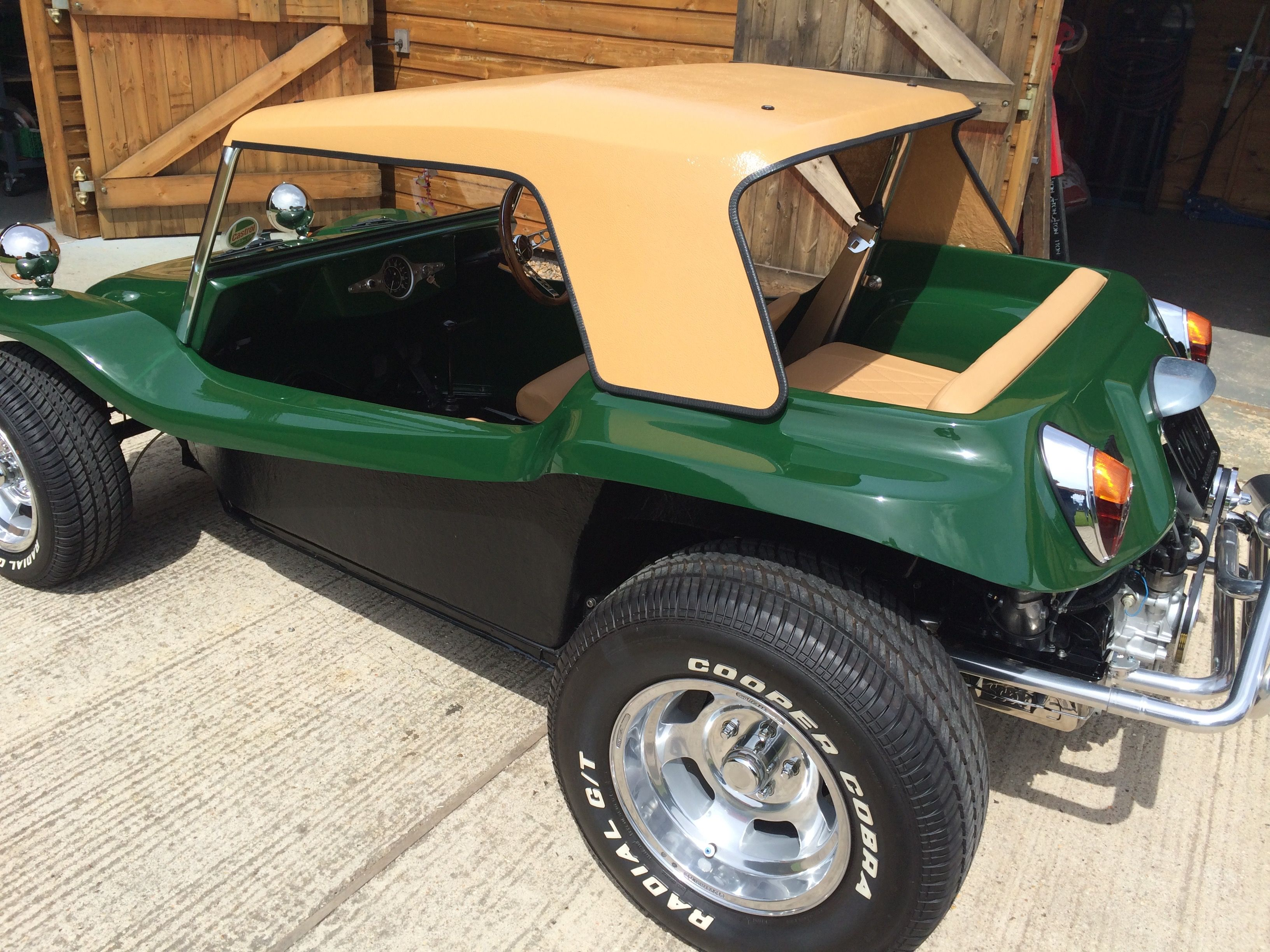 Green Machine | Dune buggy, Vw dune buggy, Beach buggy