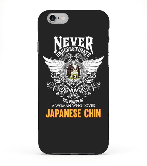 Japanese Chin Phone Cases Special Offer Not Available Anywhere
