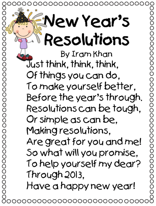 New Year Resolutions for 2015 | Events | Pinterest | School