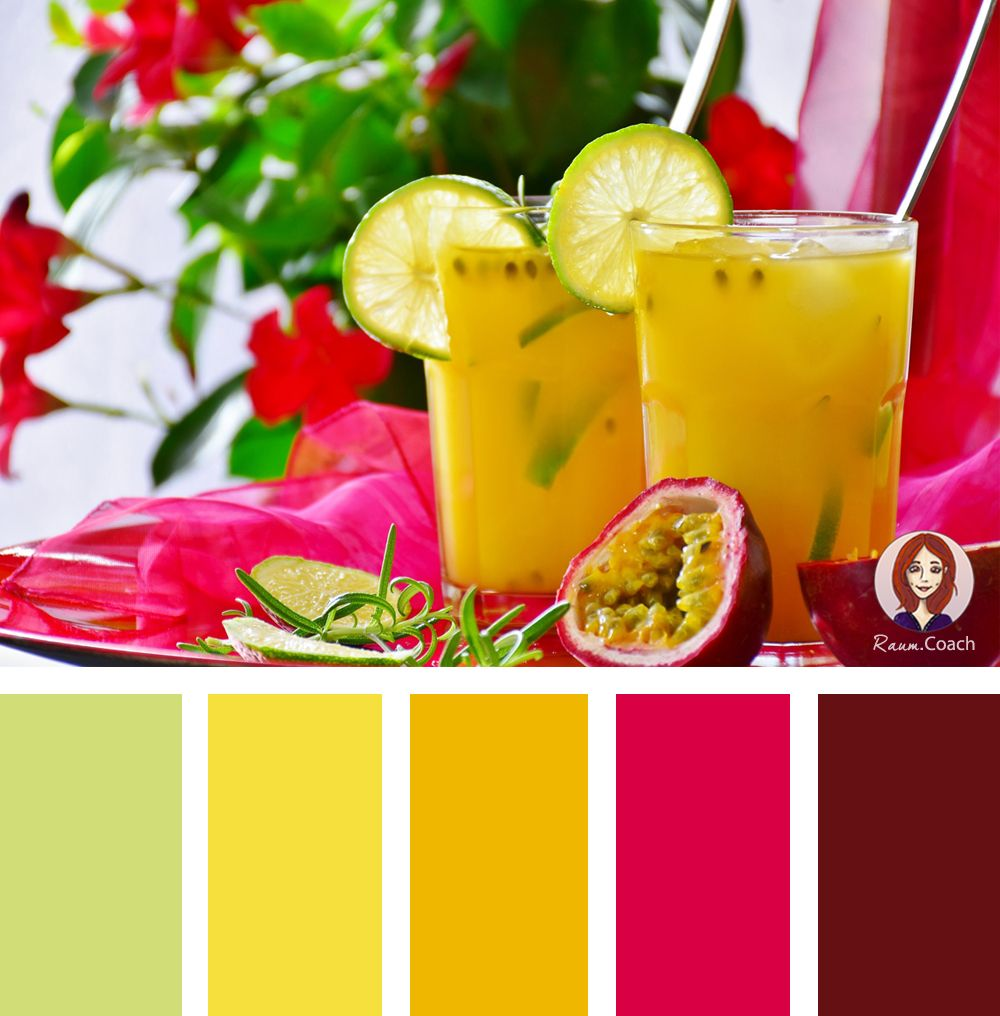Pin auf Farbgestaltung