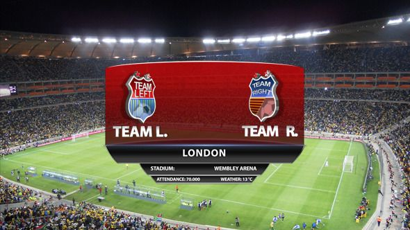 Complete Soccer On Air Graphic After Effects Projects Templates Sports