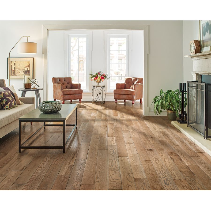 Bruce America's Best Choice 5in Naturally Gray Oak Solid