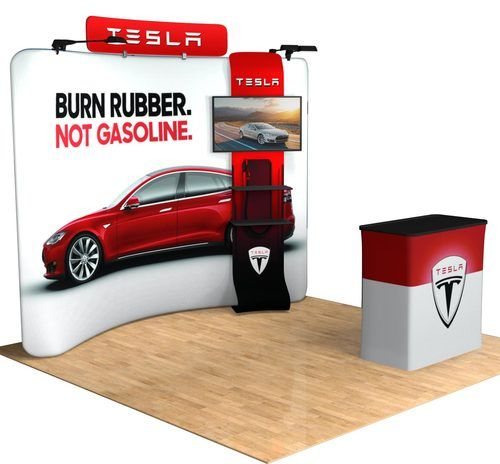 Trade Show Displays Pop Up Displays Pop Up Banners Stands - Portable car show display stand