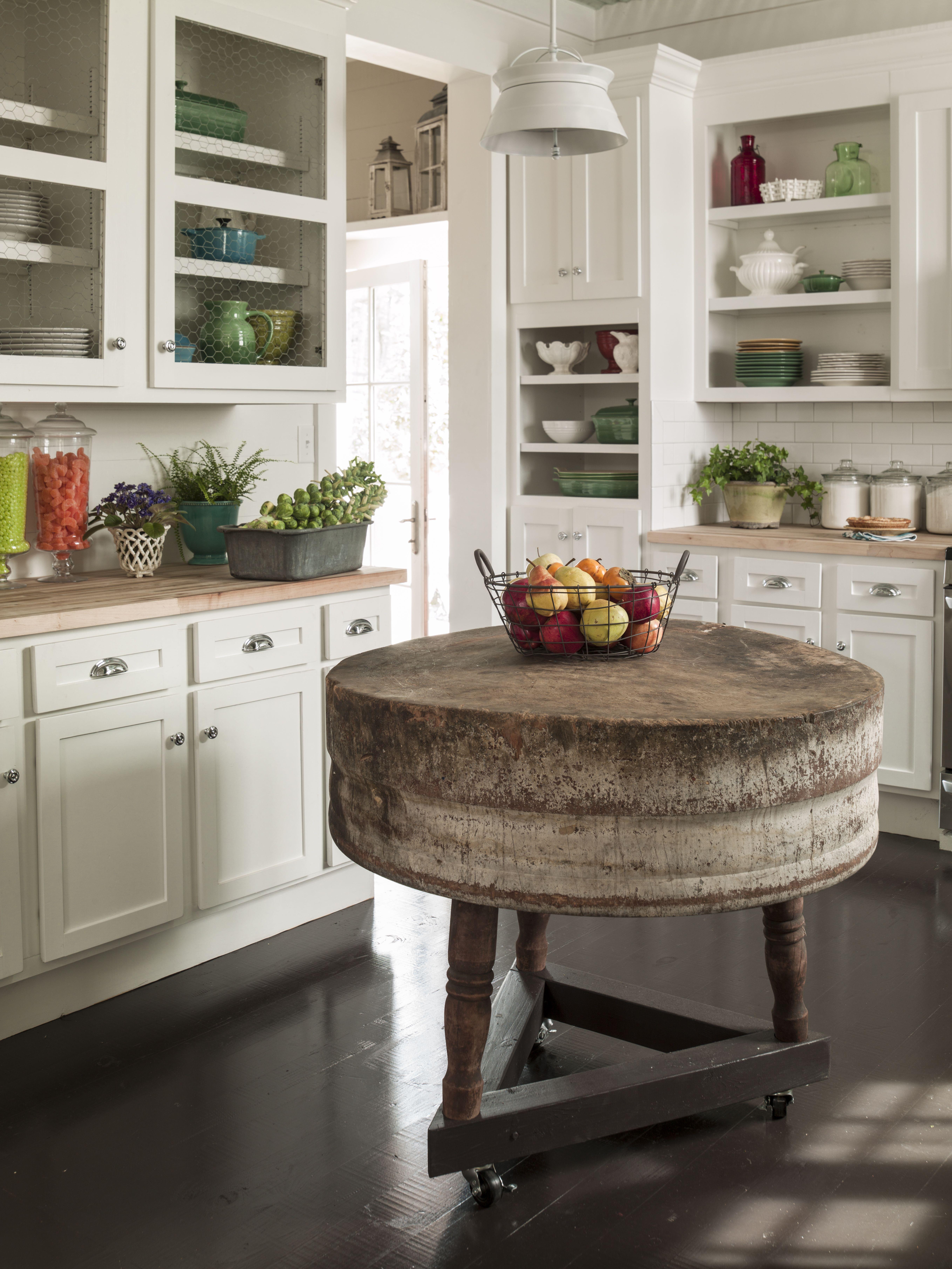Mobile kitchen island for extra workspace kitchen pinterest