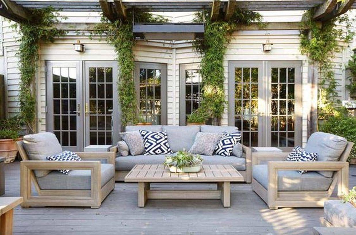 25 Splendidi Design Per Mobili Da Esterno Per Ispirare Gray Patio Furniture Backyard Patio Furniture Outdoor Patio Decor