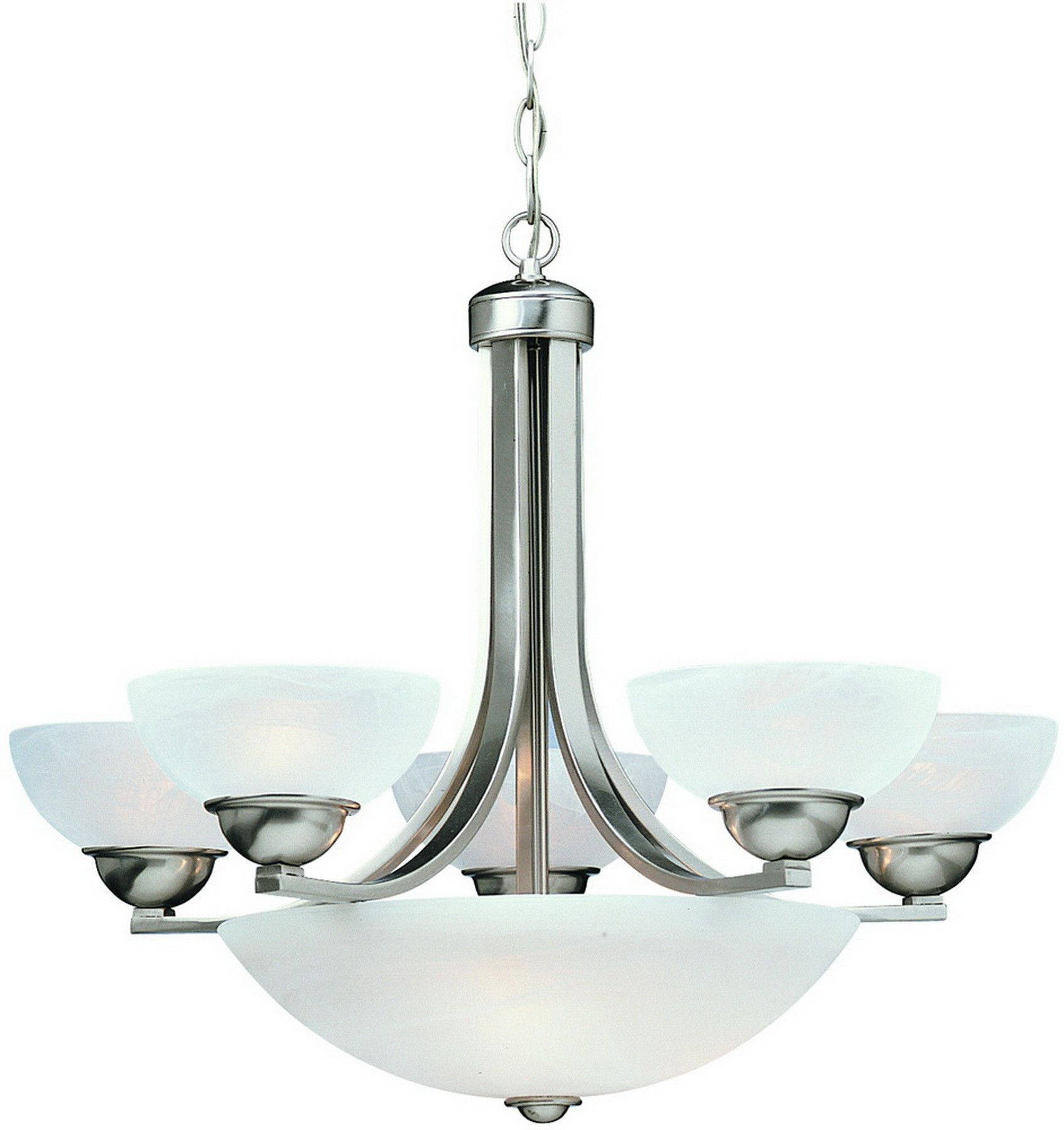 Fireside 8 Light Bowl Chandelier Products Pinterest