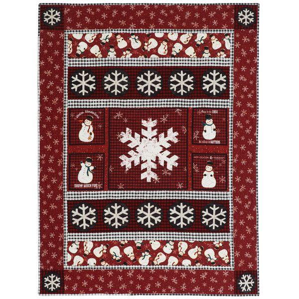 Holiday Snuggler Pattern By Susan Marsh