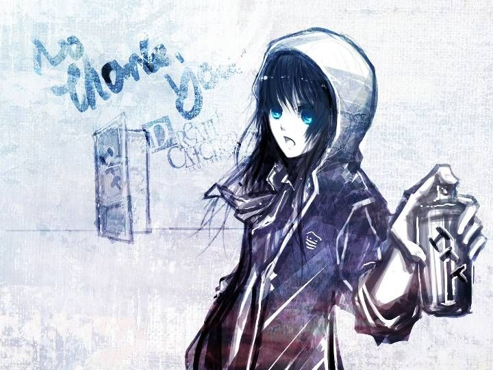 No Thank You Android Wallpaper Anime Hd Anime Wallpapers Emo Wallpaper