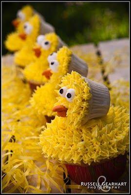 Chicken Cupcakes! LOL!