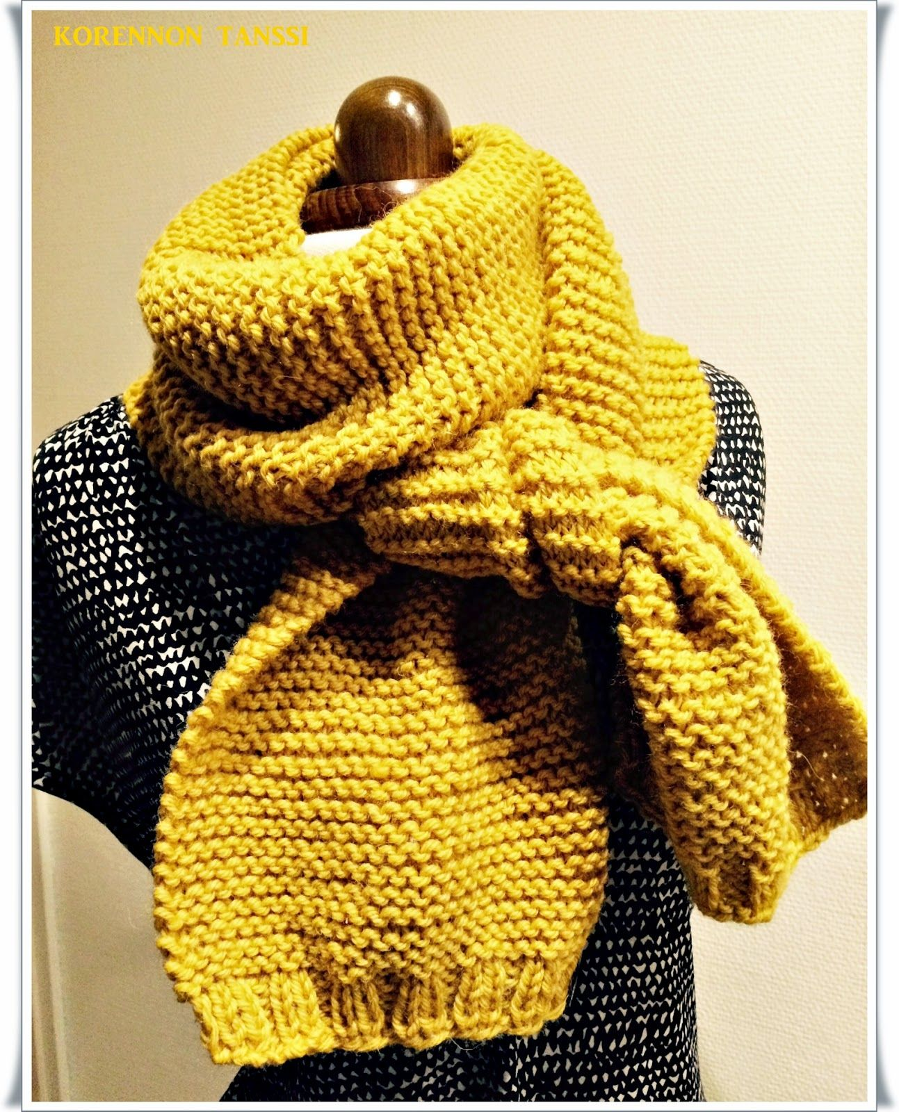 scarf / Korennon tanssi