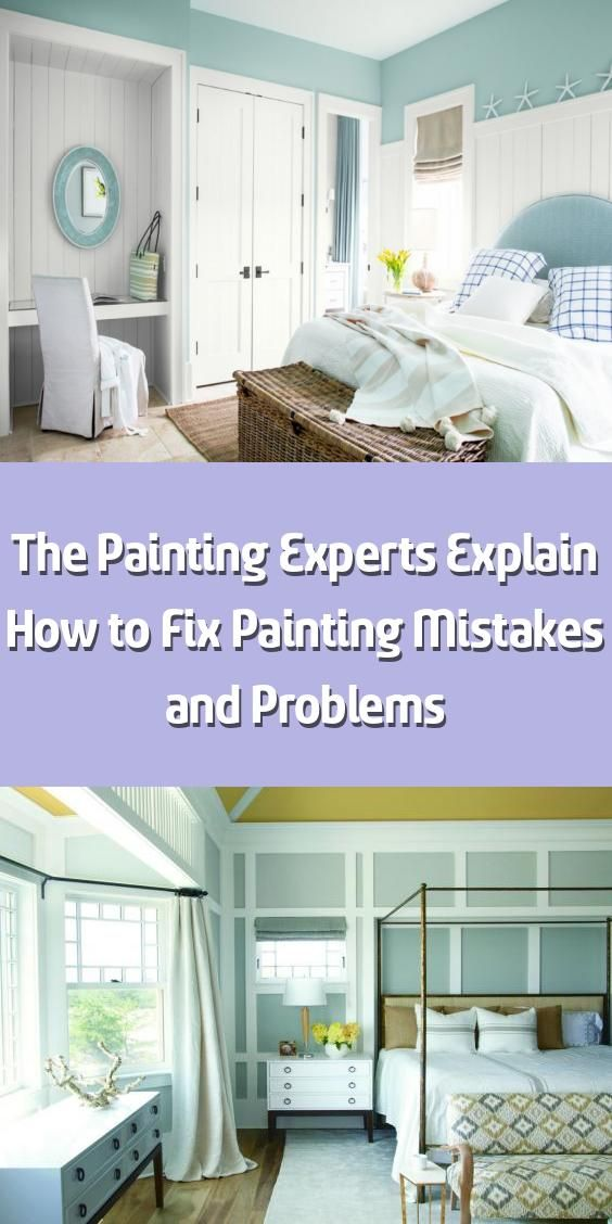 the painting experts explain how to fix painting mistakes on top 10 interior paint brands id=35284