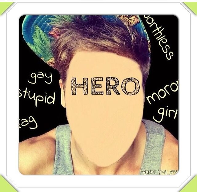 Joey graceffa is my hero he taught me to be myself and I will love him for that forever