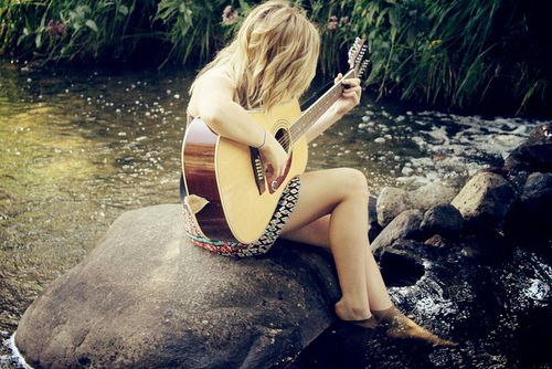 224 Best Images About Girls With Guitars On Pinterest: Best 25+ Guitar Girl Ideas On Pinterest