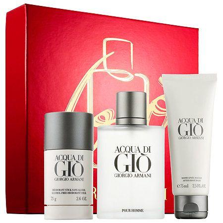 Giorgio Armani Beauty - Acqua di Gio Gift Set  sephora   Christmas ... fcd86f9290