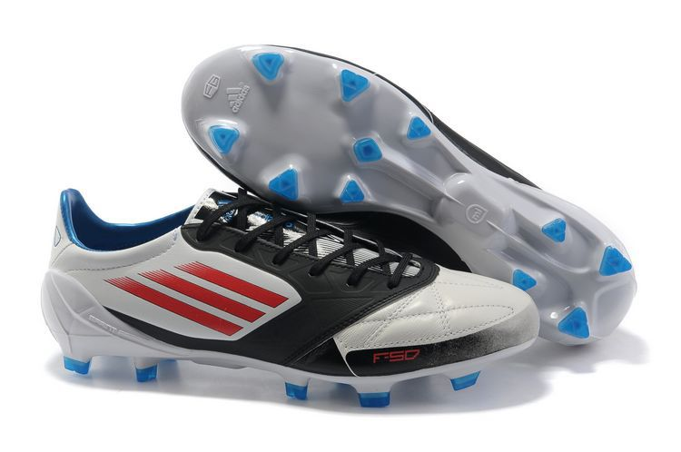 Adidas F50 Adizero miCoach TRX FG Synthetic White energy Black ... 2dfb2bfce