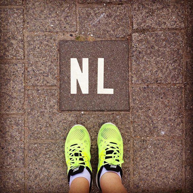 On the border #Baarle-Nassau #NL #Netherlands #Nederland #Nike