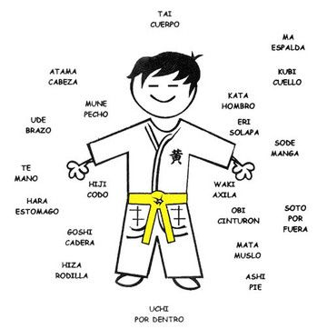 Material Para Alumnos Y Padres Clubdejudokodokan Judo Libros De Tela Artes Marciales