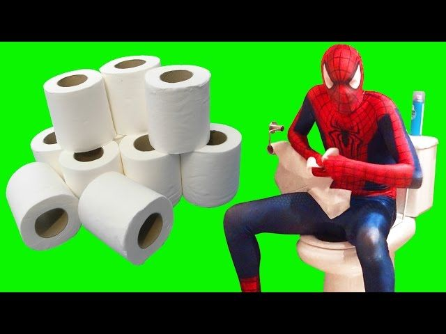 A bad day for Spiderman! Arm Wrestling Challenge with Batman