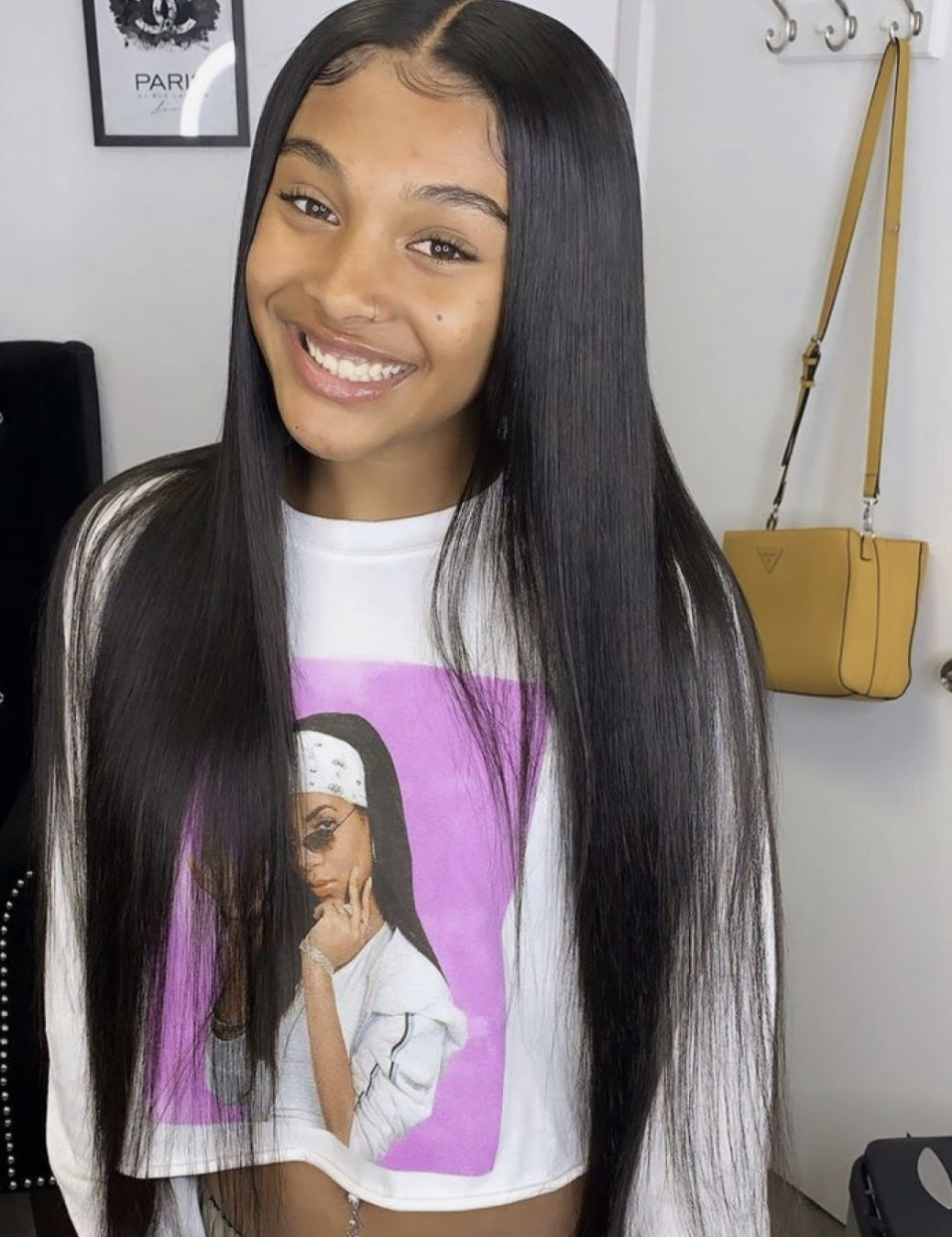Pin by HOODKULTUR£'🐍 on ISSA SNACK | Hair laid, Weave ...