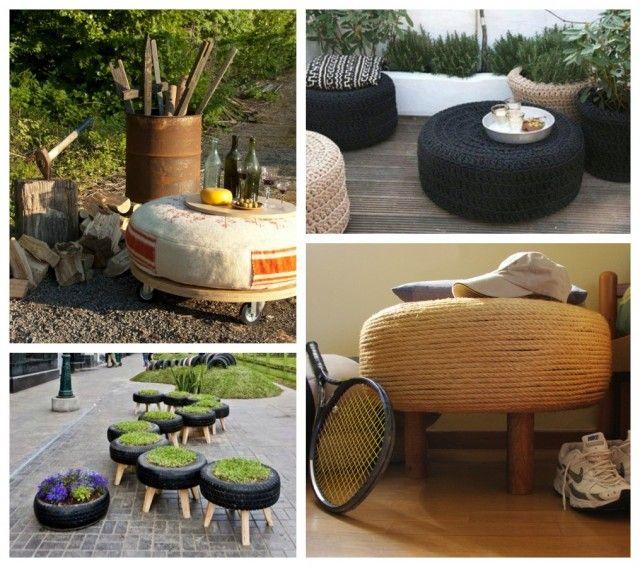 Tienda online de muebles con materiales reciclados for Muebles con cosas recicladas