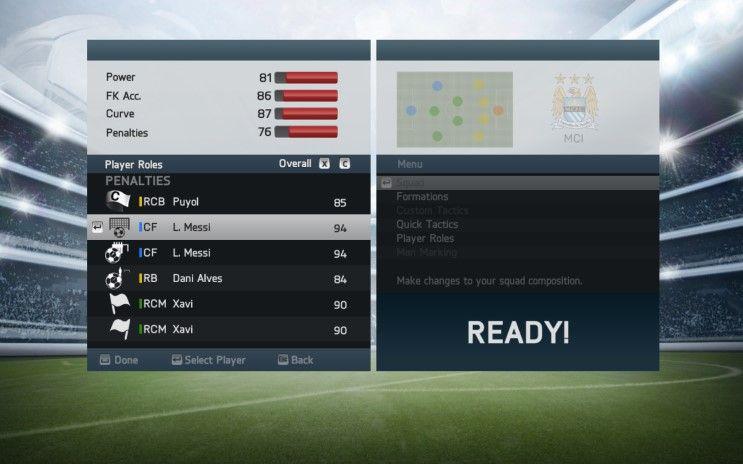 [게임 UI] FIFA 14 : 네이버 블로그