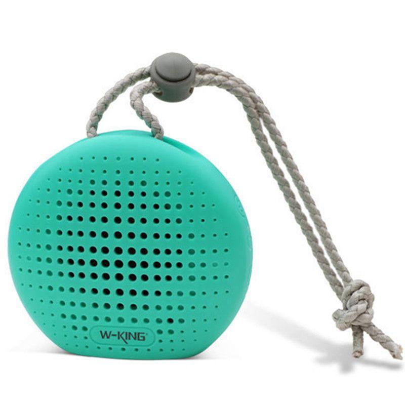 Click to Buy << W-KING S4 Waterproof Bluetooth Speaker Outdoor ...