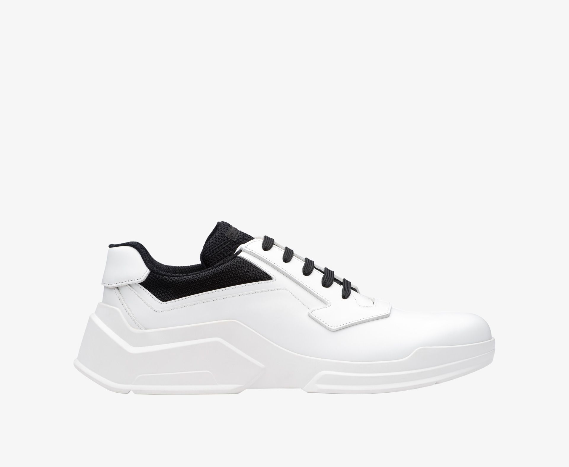 Baskets Coureur Prada - Blanc Ii8rYHM7