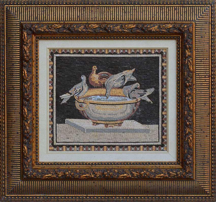 Framed Mosaic | by Mozaico