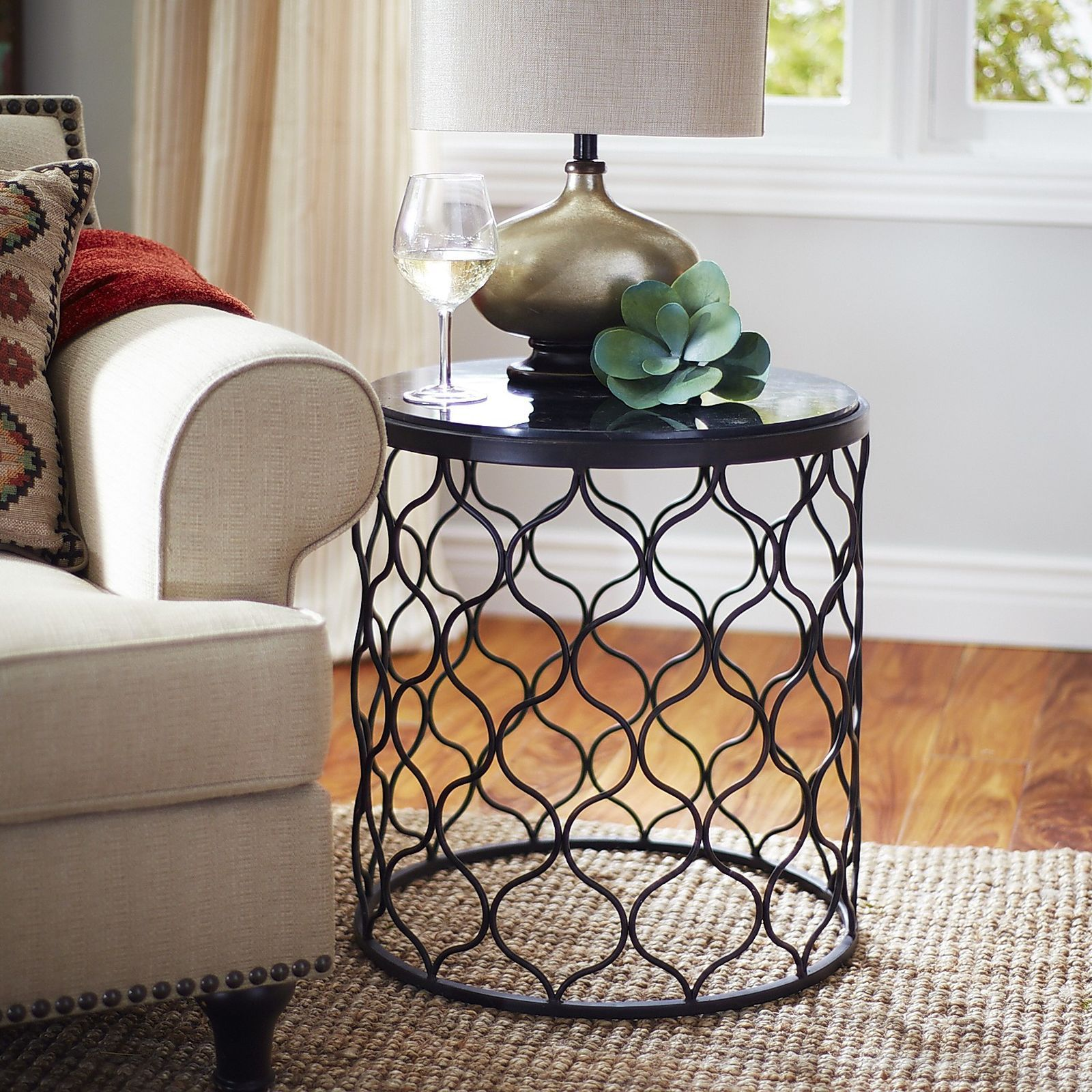 Tremont End Table End Tables Table Playful Decor